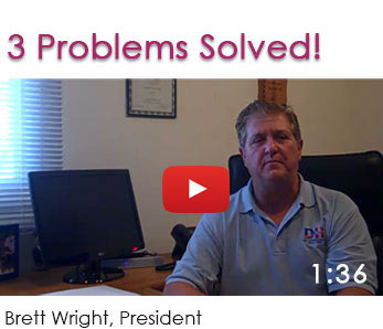 Brett Wright President D&H talks about a/c problems solved