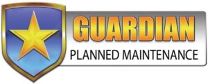 D&H AC's Guardian HVAC Maintenance Plan Logo 2017