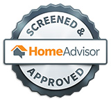 Home Advisor Badge for D&H AC