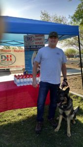 D&H supports tucson police foundation 2015b