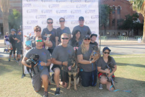 D&H AC team at the Humane Society event