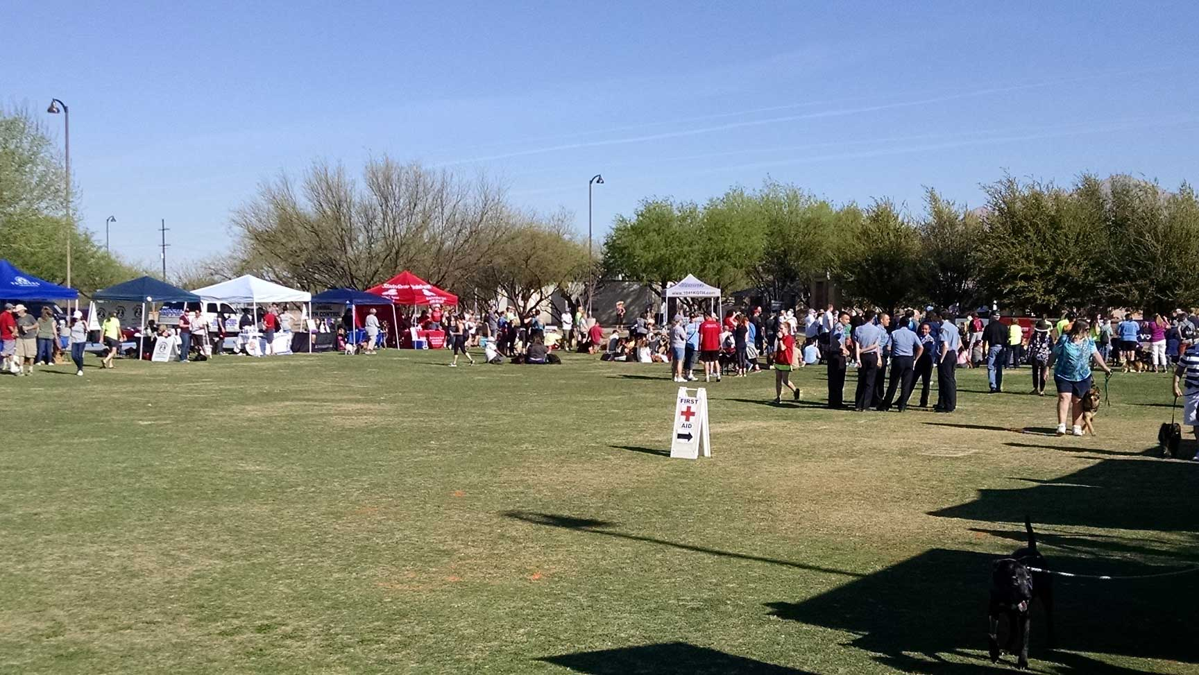 D&H supports tucson police foundation 2017d