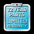 Daikin 12 year warranty - air conditioning repair services