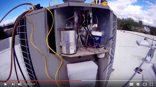 Diagnostic of a failing air conditioning unit - Part II - D&HAC