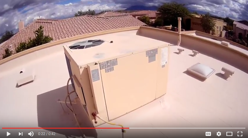 Dh air conditioning tucson maintain repair replace inspecting a rheem air conditioning unit gas pack part vi dhac tucson sciox Gallery