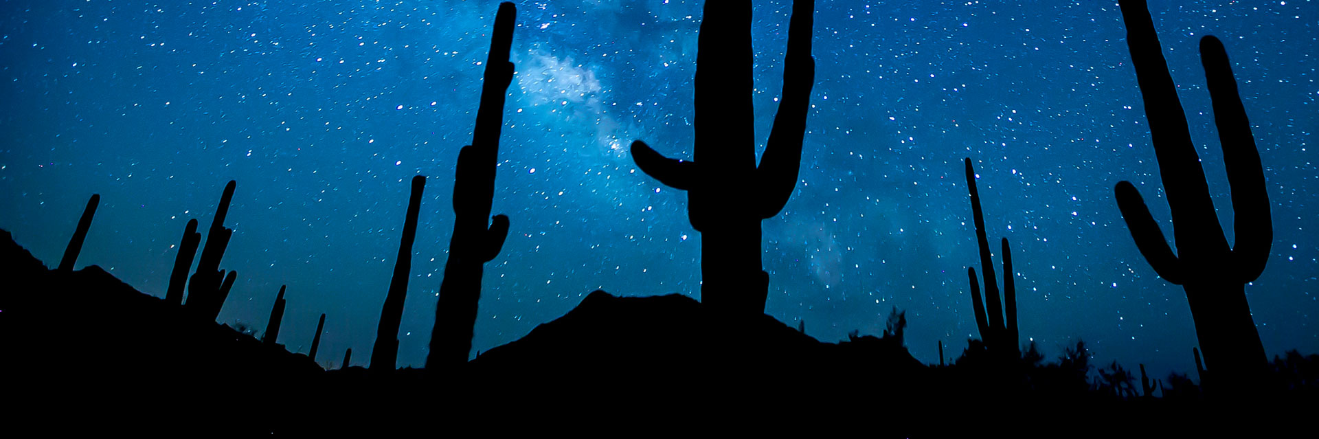Arizona night-sky