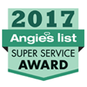 D&H AC winner Angie's List Super Service Award 2017