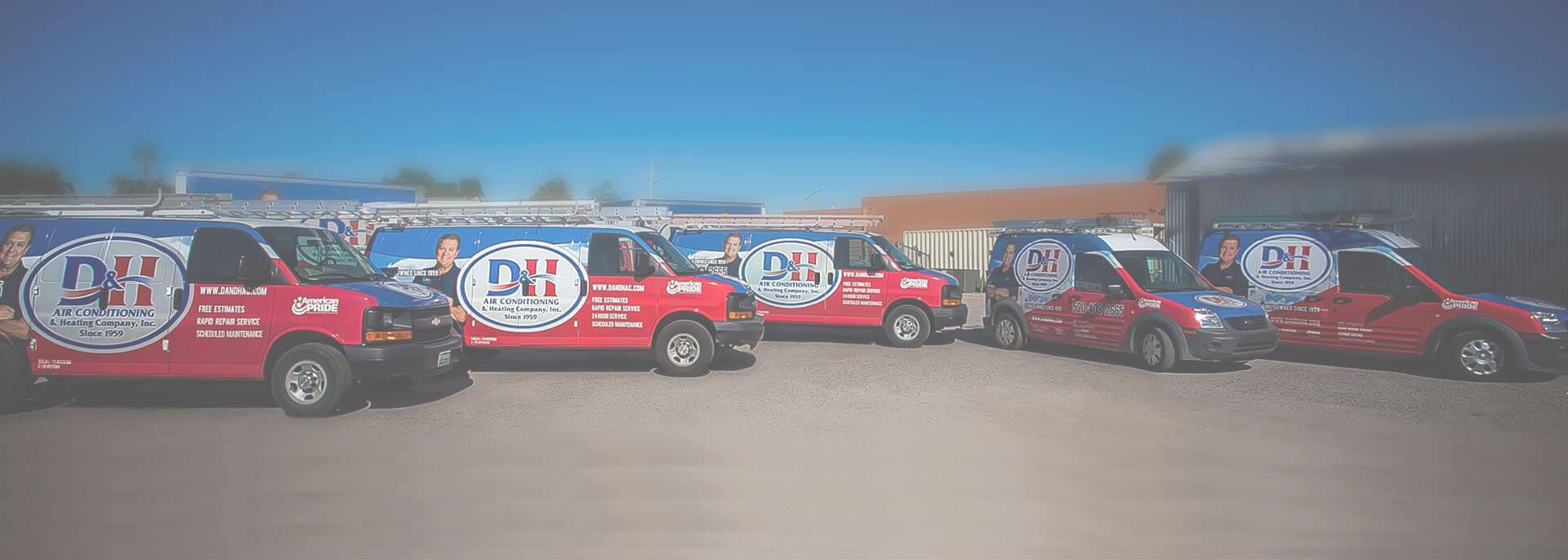 Air conditioning repair service Tucson