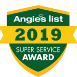D&H Rated among Best HVAC Companies Tucson - Angie's List Super Service Award 2019