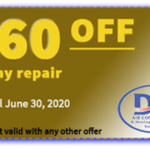 $60 OFF on air conditioning repair