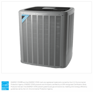 HVAC companies love installing a Daikin DX16TC because of the reliability and performance level of this unit