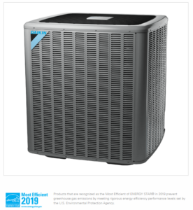 Daikin Air Conditioning Unit - DX18TC