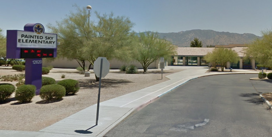 painted sky elementary school - Oro Valley 85755