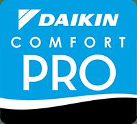 Daikin Comfort Pro - For Daikin Approved HVAC contractors