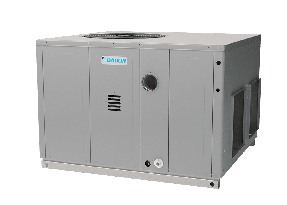 Daikin DP14GM Packaged Gas/Electric Unit