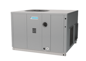Daikin DP16GM Gas-Electric package: an all-around air conditioning replacement solution