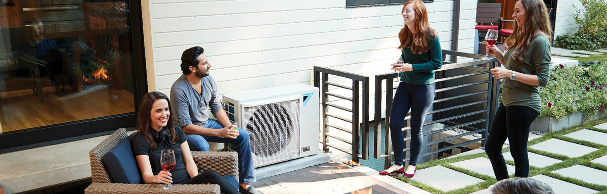 Daikin FIT Air Conditioning