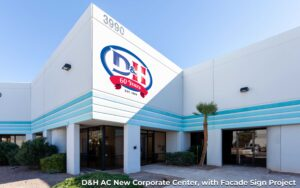 D&H AC New Corporate Center 3990 S Evans Rd