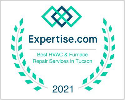 Expertise Badge Best Tucson HVAC companies 2021