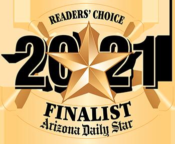 AZ Daily Star Finalist 2021 Logo